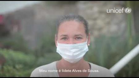 CHTP se junta à UNICEF para doações de cestas é kits de higiene
