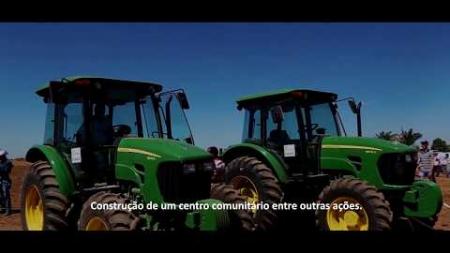 CHTP e Parceiros Entregam Tratores do PRASP II