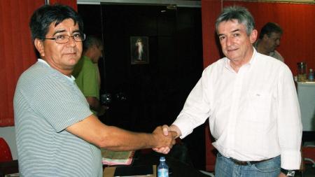 Assinatura do Termo de Compromisso - Jacareacanga