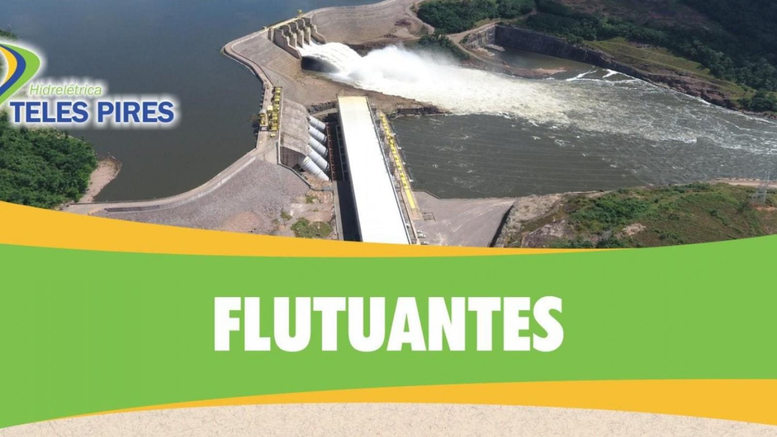 Cartilha Informativa - Instalação de Flutuantes no Reservatório