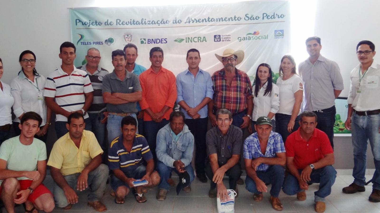 CHTP promove 1ª reunião do Conselho Gestor do Projeto de Revitalização do PA São Pedro