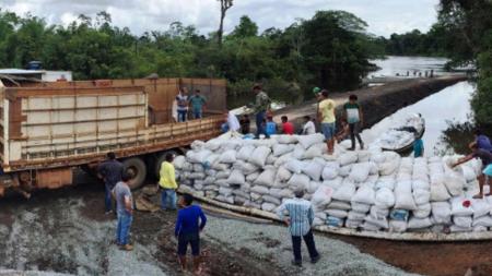 Com apoio da UHE Teles Pires, safra recorde de castanha gera renda para povos indígenas
