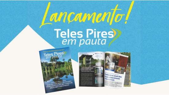 Revista Teles Pires em Pauta 2018/2019