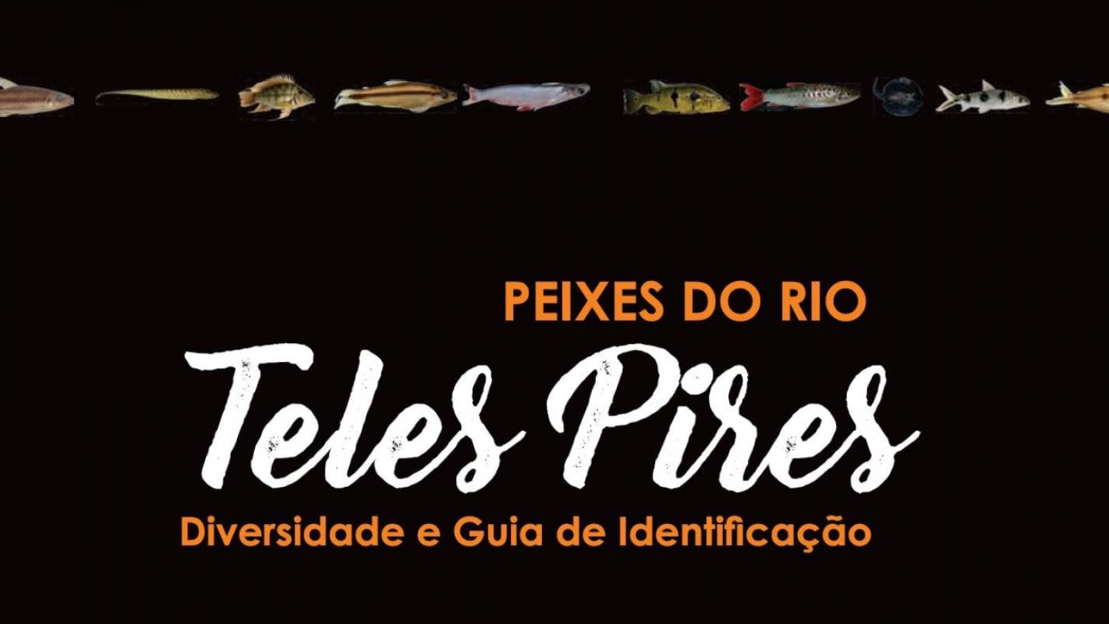 UHE Teles Pires publica estudo sobre a diversidade de peixes em rio da Amazônia