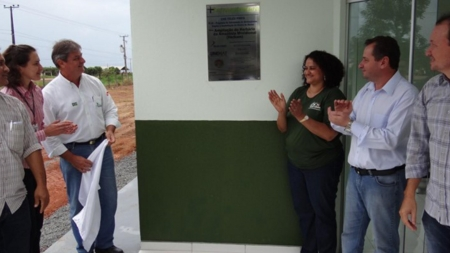 CHTP entrega ampliação do Herbário a Unemat