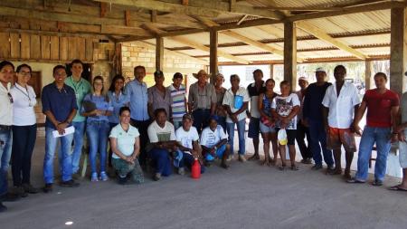 CHTP inicia ações de revitalização na comunidade Rio Jordão em Paranaíta