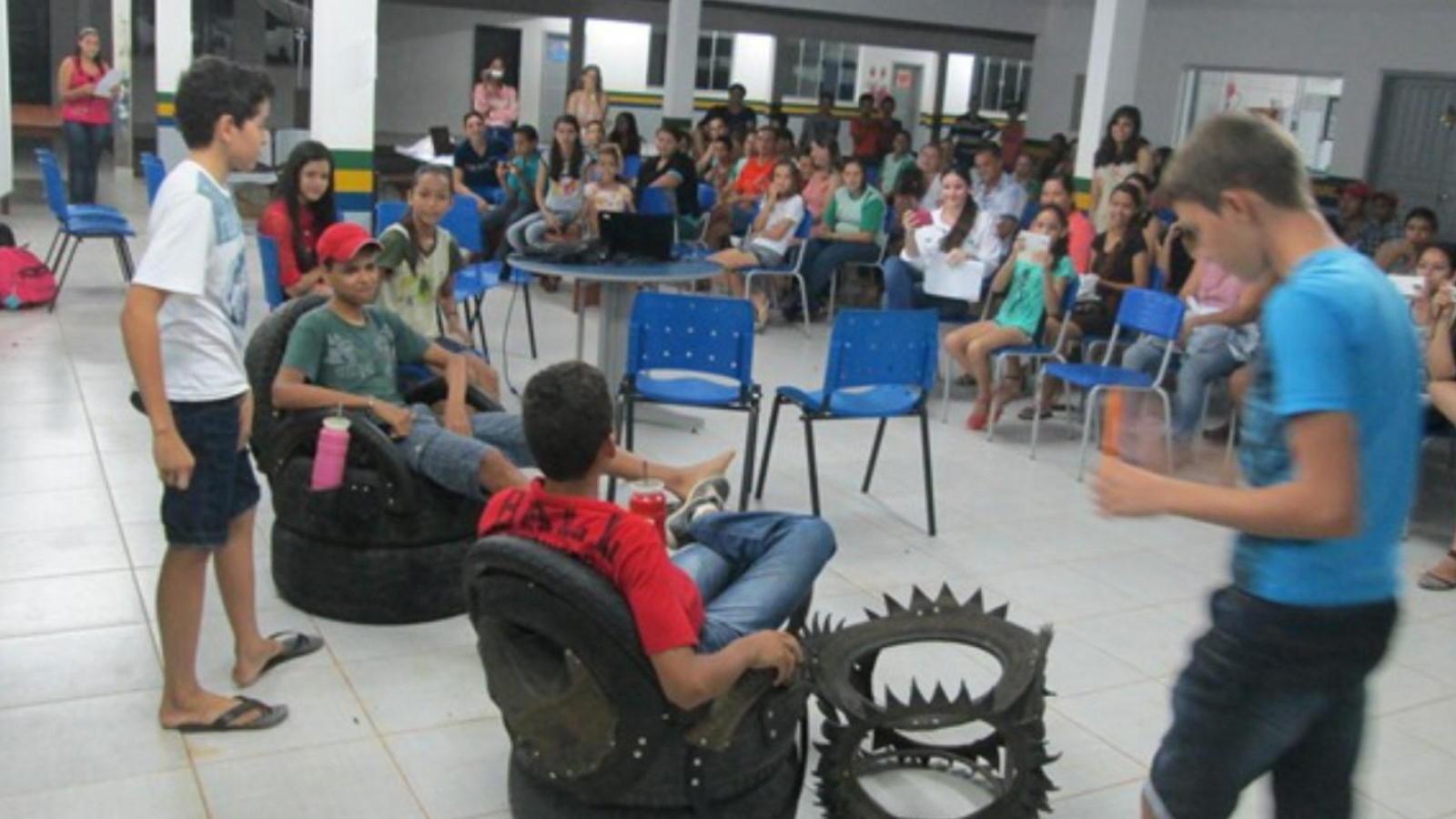 CHTP lança Campanha de Conscientização sobre o Lixo em Paranaíta