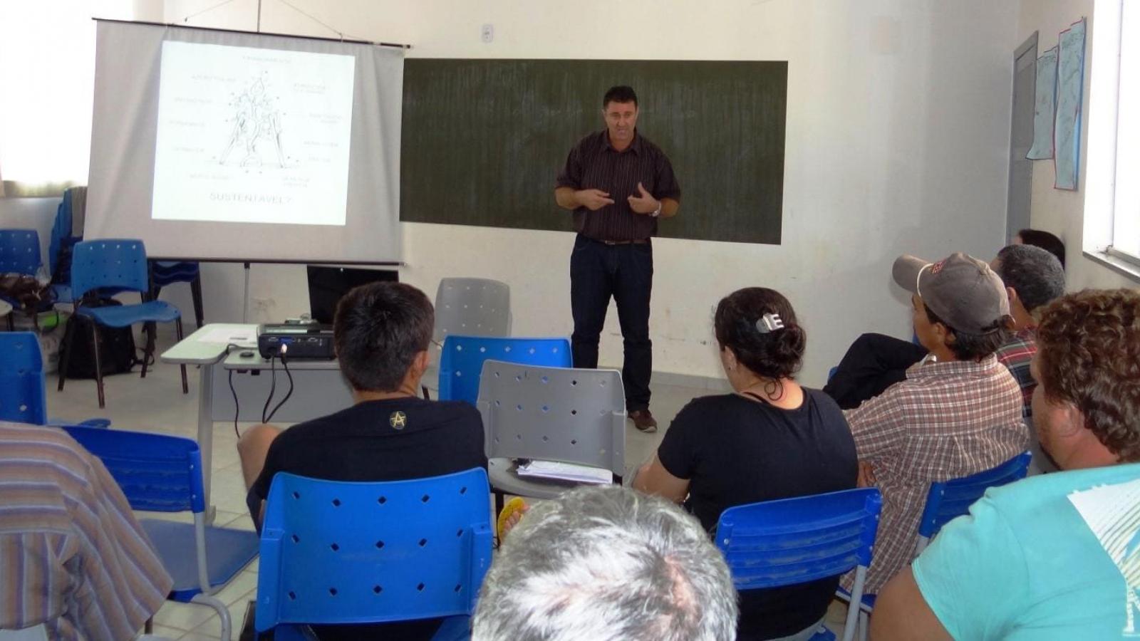 CHTP oferece curso de gerenciamento para produtores rurais de Paranaíta