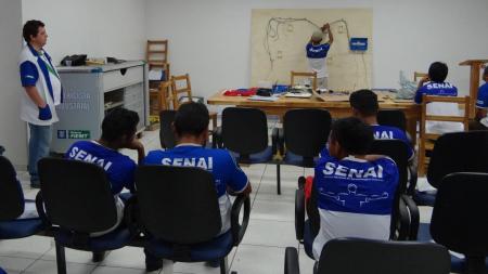 CHTP realiza capacitação em instalação elétrica para povos indígenas