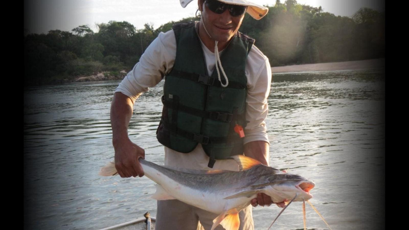 Estudos realizados durante a instalação da UHE Teles Pires ampliam o conhecimento dos peixes na bacia do rio Teles Pires