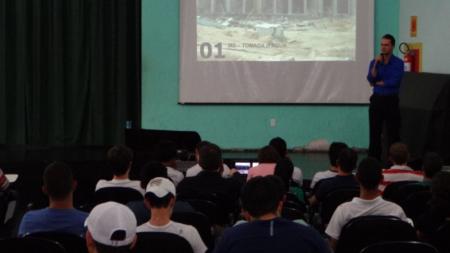 Hidrelétrica Teles Pires participa da Semana de Engenharia da FACET