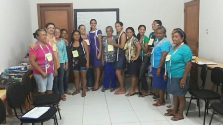 Jacareacanga (PA) ganha curso de corte e costura