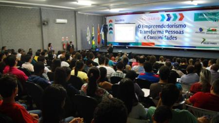 Seminário sobre empreendedorismo atrai grande público em Alta Floresta e Paranaíta