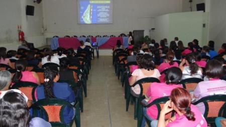 UHE Teles Pires apoia campanha Outubro Rosa e Novembro Azul em Alta Floresta