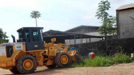 UHE Teles Pires reforça mutirão de combate a dengue em Paranaíta