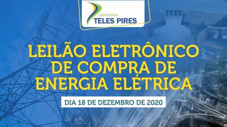 Leilão Eletrônico de Compra de Energia Elétrica