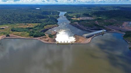 Usina Hidrelétrica Teles Pires investiu R$ 10 milhões para a proteção e preservação da Floresta Amazônica