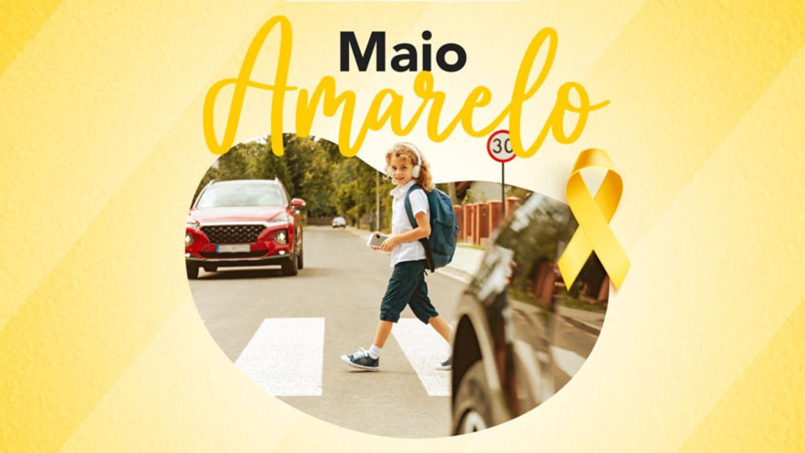 Campanha 2021 do Movimento Maio Amarelo