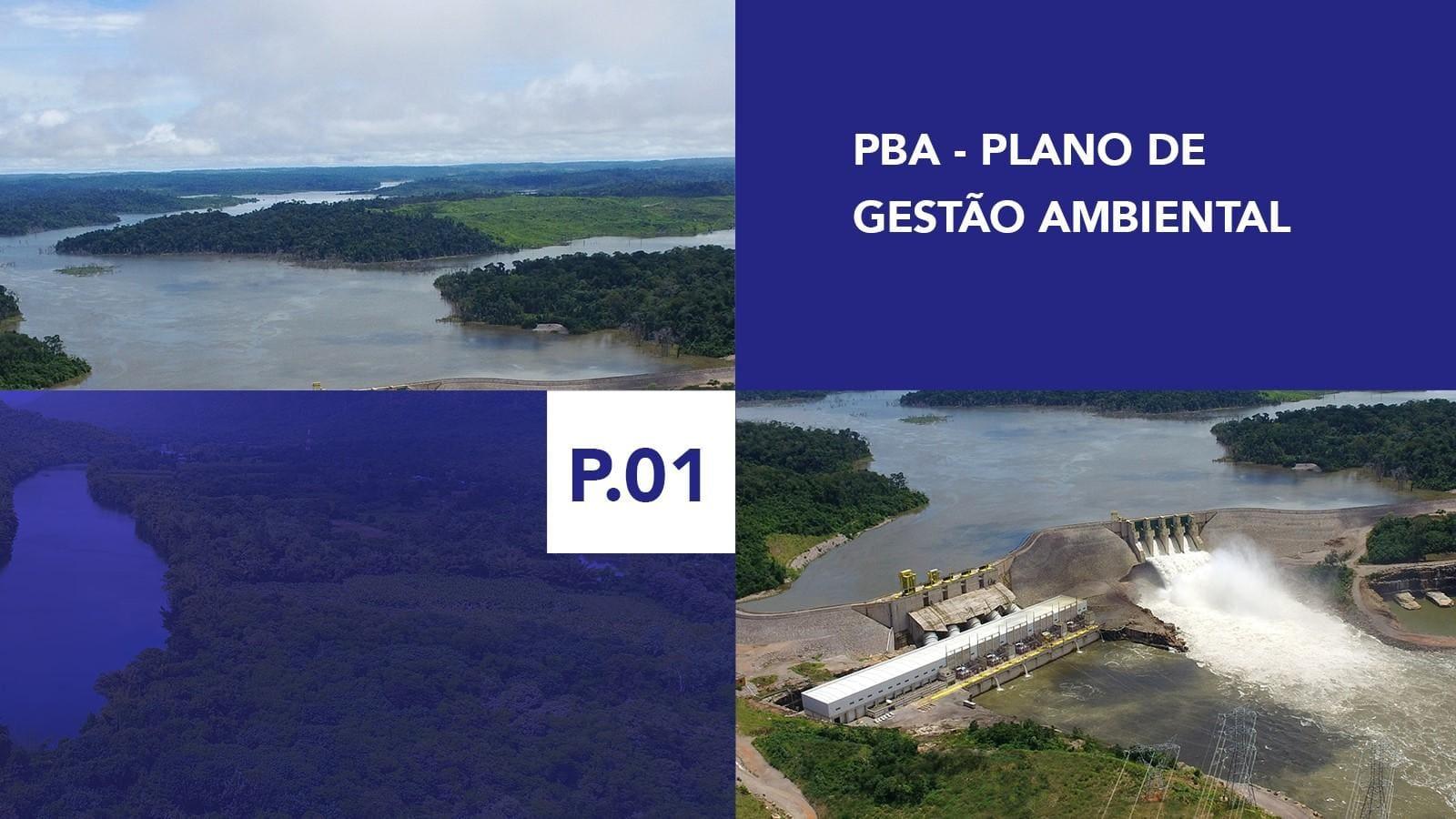 P.01 - Plano de Gestão Ambiental