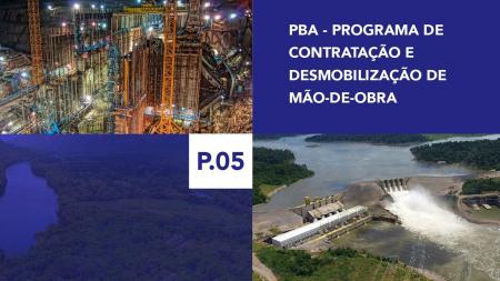 P.05 - Programa de Contratação e Desmobilização de Mão-de-obra