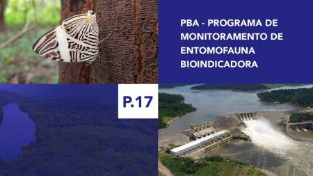 P.17 - Programa de Monitoramento de Entomofauna Bioindicadora