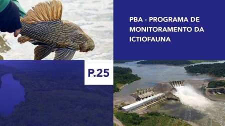P.25 - Programa de Monitoramento da Ictiofauna