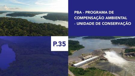 P.35 - Programa de Compensação Ambiental - Unidade de Conservação