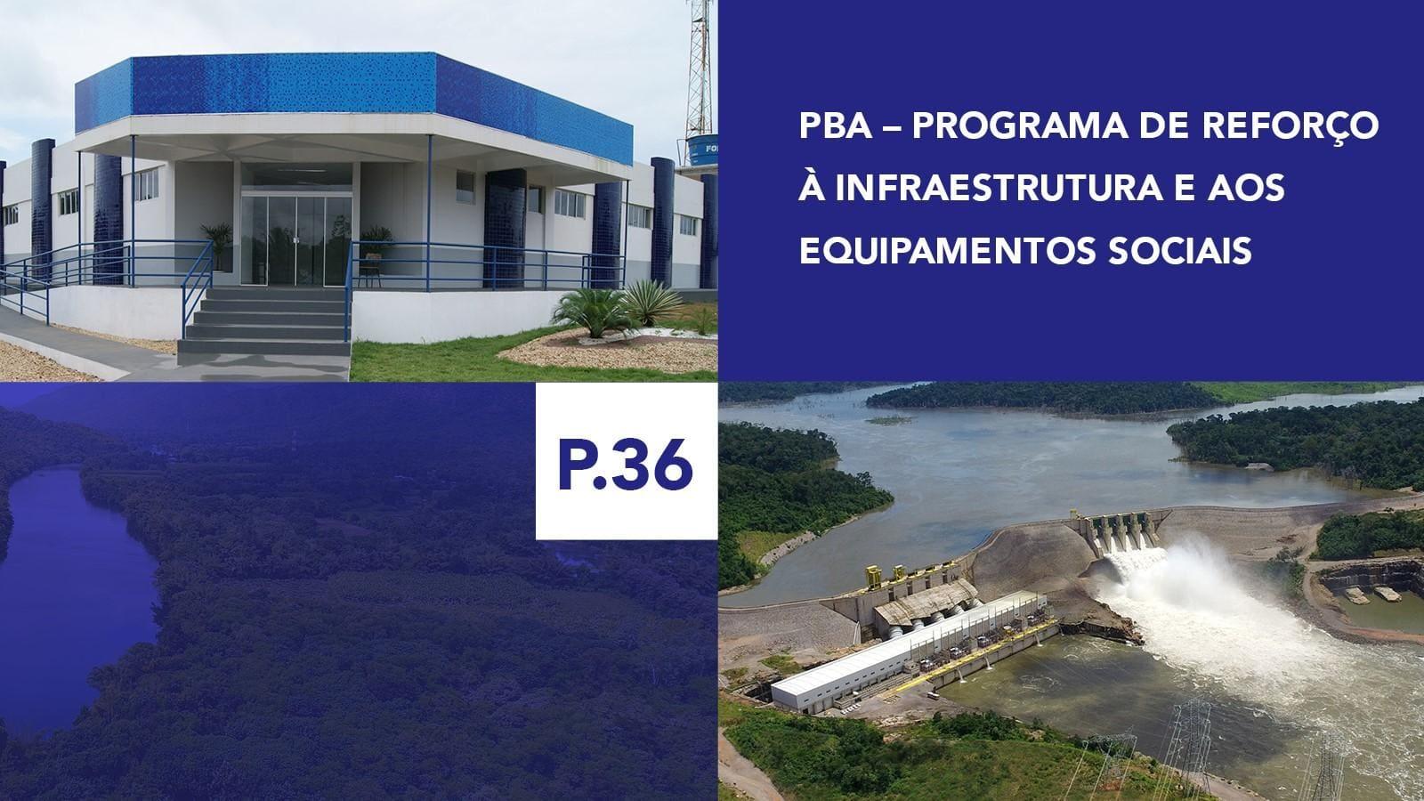 P.36 - Programa de Reforço à Infraestrutura e aos Equipamentos Sociais