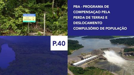 P.40 - Programa de Compensação pela Perda de Terras e Deslocamento Compulsório de População