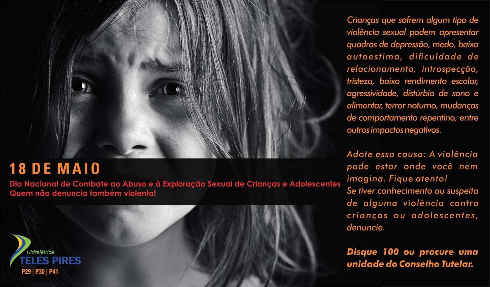 CHTP no combate ao abuso e à exploração sexual de crianças e adolescentes