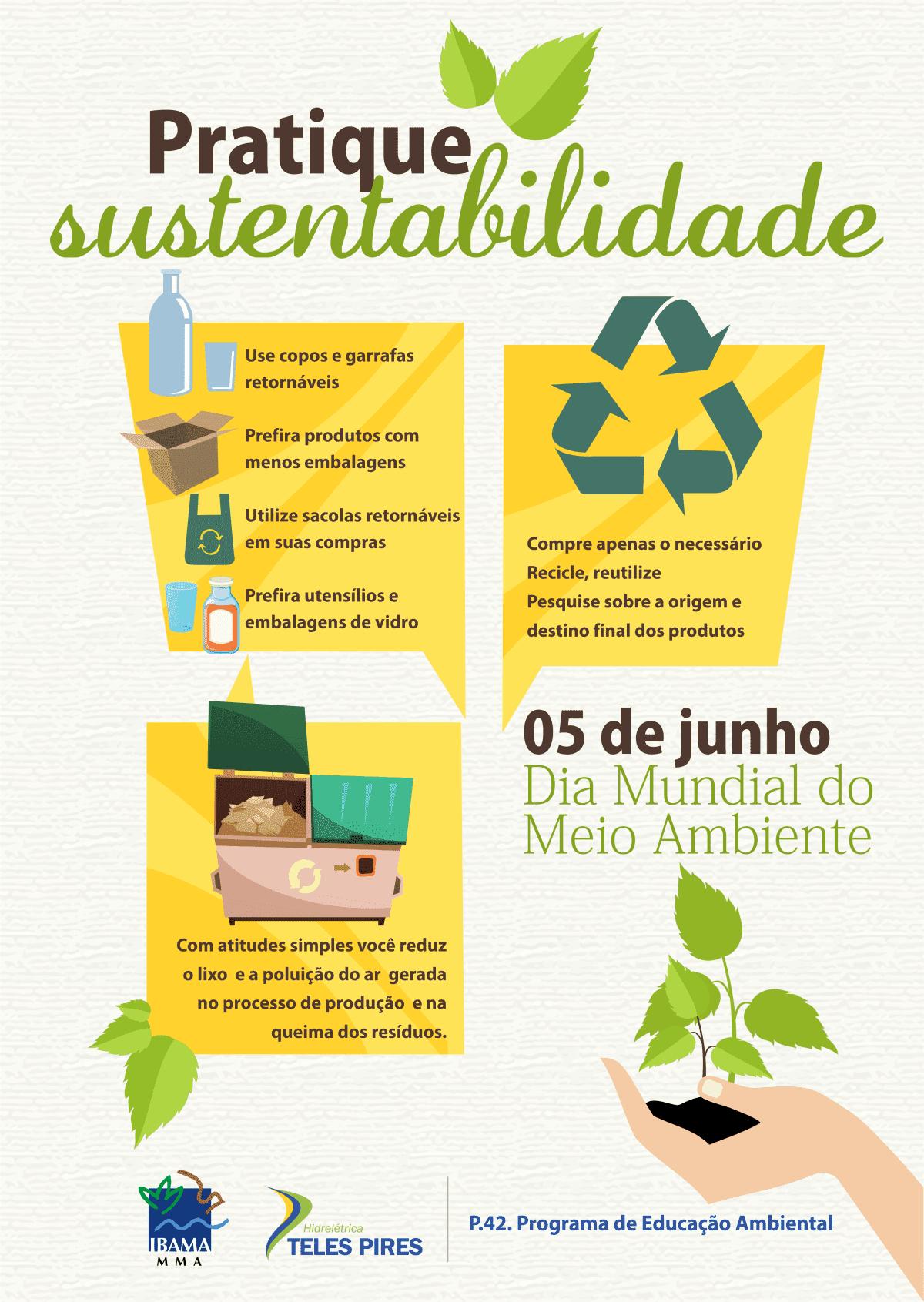 Dia Mundial do Meio Ambiente